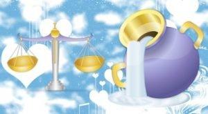 Libra Aquarius Compatibility