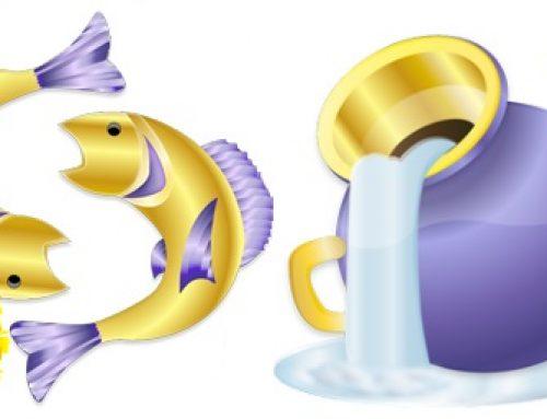 Pisces Sun Aquarius Rising