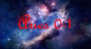 Aries Horoscope 0-1