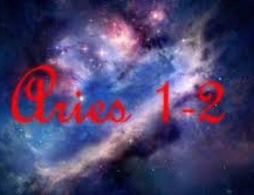 Aries Horoscope 1-2