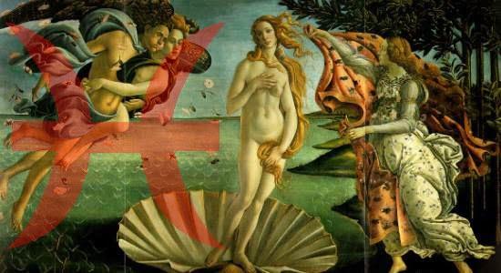 Horoscope Venus in Pisces