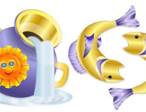 Aquarius Sun Pisces Rising