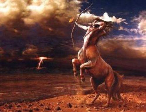 Sagittarius Myth