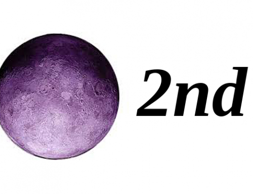Horoscope Moon in 2nd House