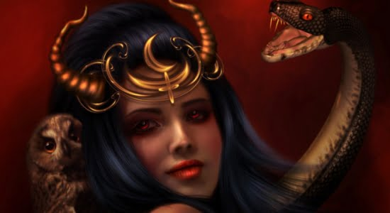 Lilith in first House - Horoscope